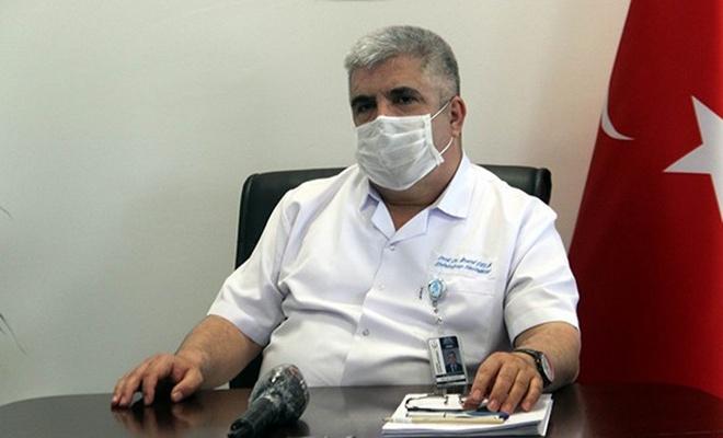 Bilim Kurulu Üyesi Prof. Dr. Çelik: 'Olay o kadar çok abartıldı ki insanlar ekmeği yıkayacak duruma geldiler'