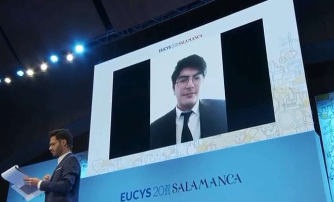 Malatyalı öğrencinin hazırladığı proje Avrupa'da birinci oldu