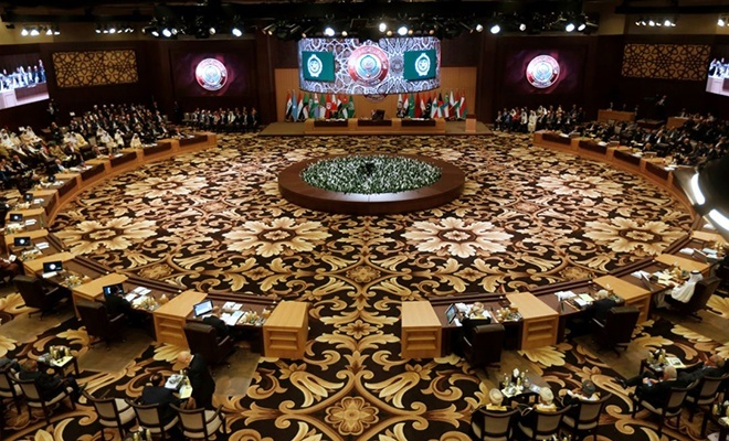 Arap Birliği terörist israil'e en iyi bildiği şeyi yaptı: Kınama!