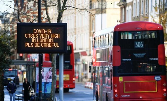 İngiltere ülkeye girişleri kapatttı