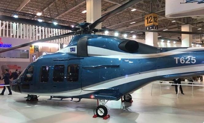 Türkiye`nin helikopteri Bahreyn Airshow`da tanıtılacak