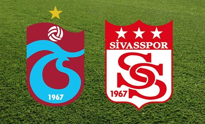 Trabzonspor - Sivasspor maçı yarın