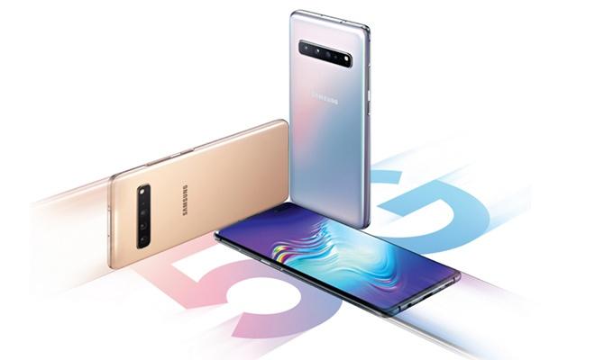 Samsung, Galaxy S10 5 modelini piyasaya sürdü
