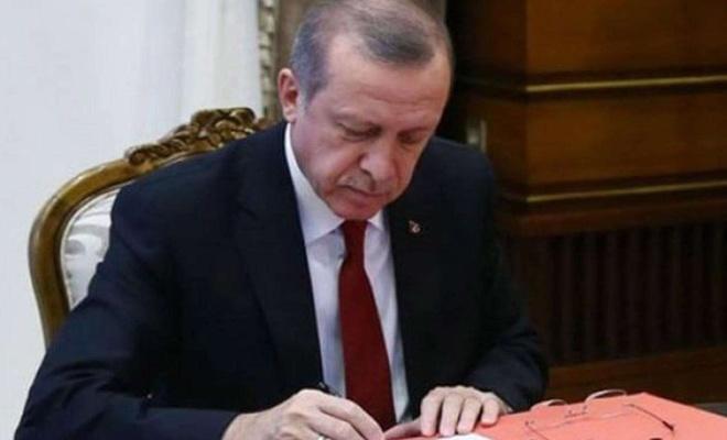 Bazı atama ve görevden alma kararları Resmi Gazete'de yayımlandı
