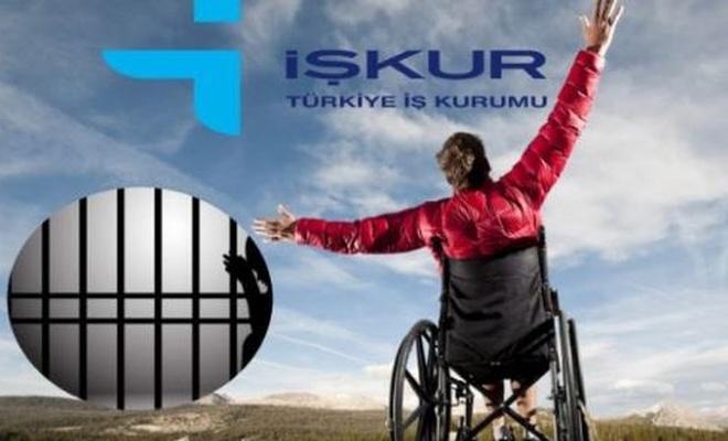 İŞKUR'dan engelli ve eski hükümlülere  545 bin liralık hibe desteği