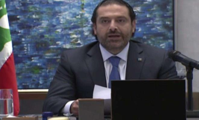 Lübnan'da hükümet kurma görevi Hariri'ye verildi