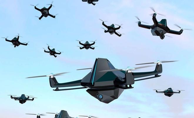 """Güney Kore """"drone ordusu"""" kuruyor"""