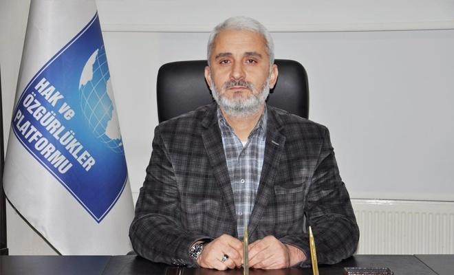 """""""Mimarları kadar 28 Şubat sürecini sürdürenler de suçludur"""""""