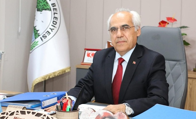 A mayor and his wife assaulted with guns at their home in southwestern Turkey