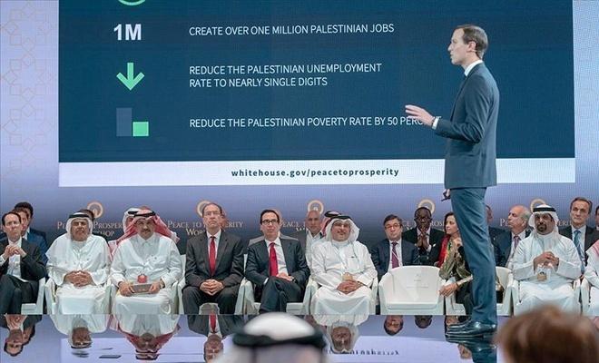 Filistinlilerin boykot ettiği Bahreyn Çalıştayı'nda neler oldu?