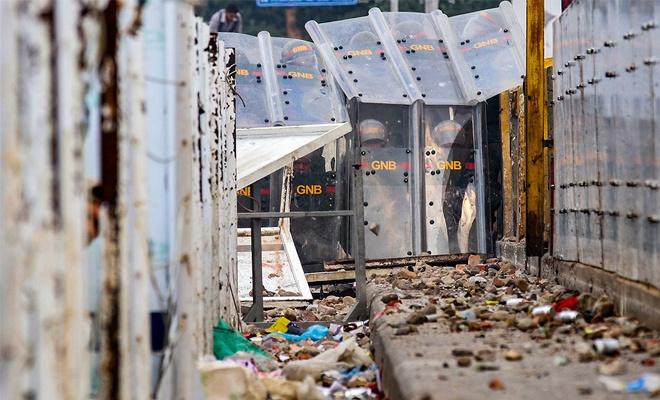 Venezuela'da çatışmalarda 4 kişi öldü iddiası