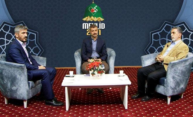 """""""Medya Mevlid Buluşmaları"""" etkinliklerinin finali Diyarbakır'da gerçekleştirildi"""