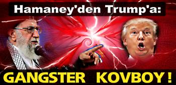 Hamaney`den Trump`a