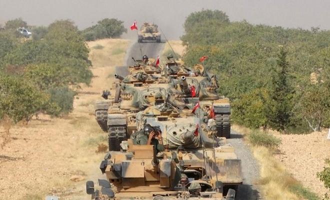 Reuters: Suriye'de toplam .... Türkiye askeri var