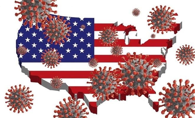 ABD'de Covid-19'dan ölenlerin sayısı 581 bin 172'ye çıktı