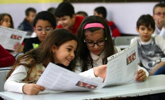 """MEB, milyonlarca öğrenciye """"sosyal etkinlik belgesi"""" veriyor"""