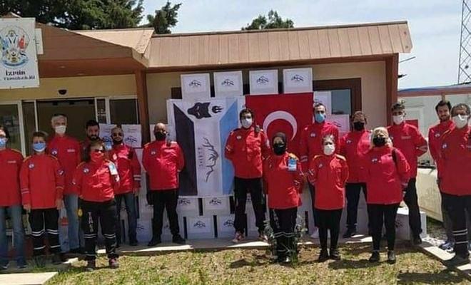 TAMGA İzmir temsilciliği açıldı