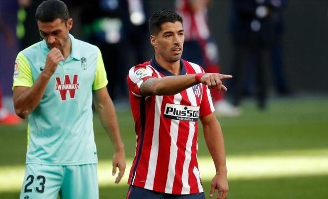 Suarez'den La Liga'ya ilginç başlangıç