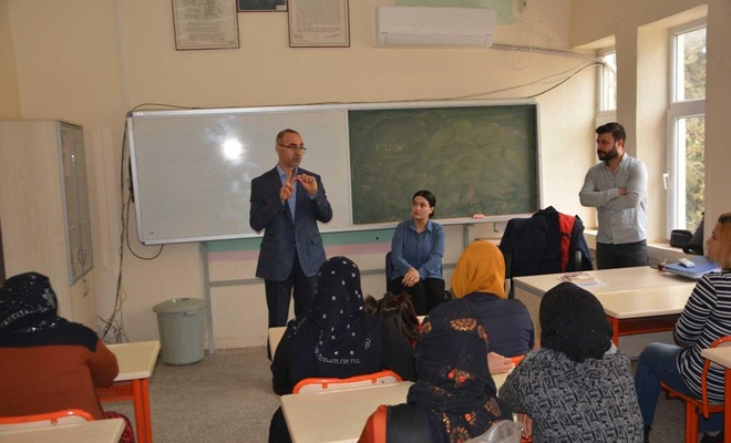 Şanlıurfa'da Toplumsal Bilinçlendirme semineri düzenlendi