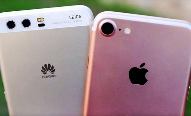 ABD-Çin arasındaki ticaret savaşı akıllı telefonları vurdu