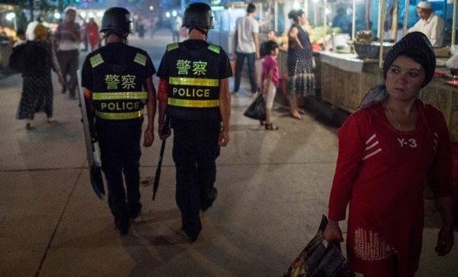 Suudi'den Çin'in Sincan politikasına destek