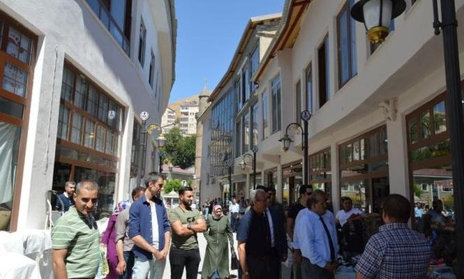 Kadim Kent Tarihi Kimliğine Kavuşuyor projesi devam ediyor