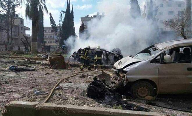 Li Baxdayê êrîşa bombeyî: 4 mirî 20 birîndar