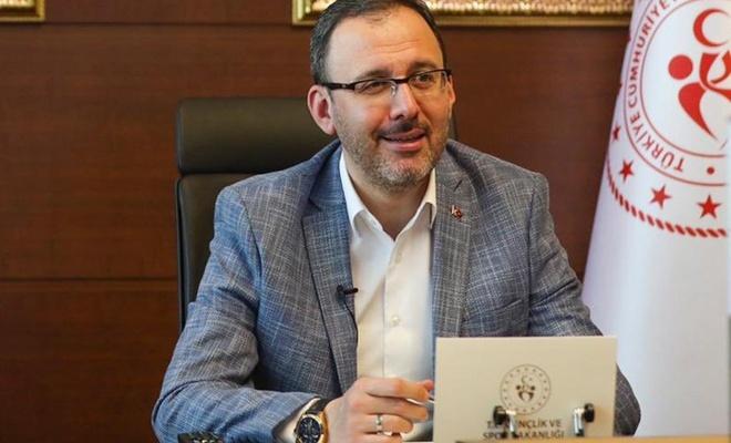 """Gençlik ve Spor Bakanı Kasapoğlu: """"Asıl olan, liglerin tamamlanmasıdır"""""""