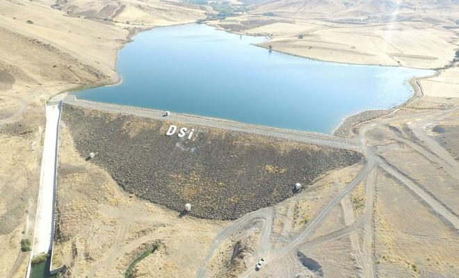 Tatar Göleti sulama inşaatı için imzalar atıldı