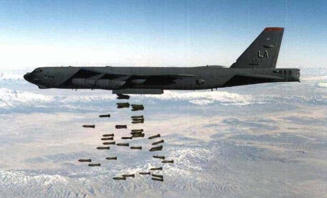 ABD neyin peşinde? Ortadoğu'ya bombardıman uçakları gönderdi