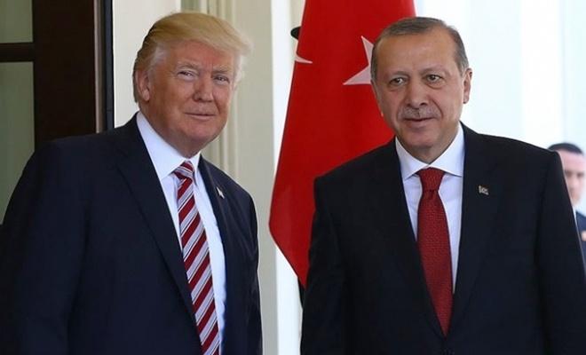 Erdoğan-Trump görüşmesinin ardından ABD'den açıklama geldi