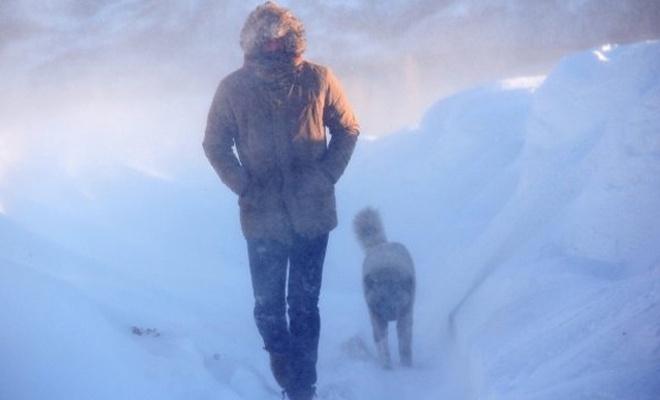 Kar ve tipi Tunceli`de hayatı olumsuz etkiliyor