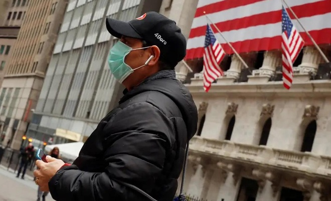 New York'ta son 24 saatte 7 bin 195 yeni Coronavirus vakası tespit edildi