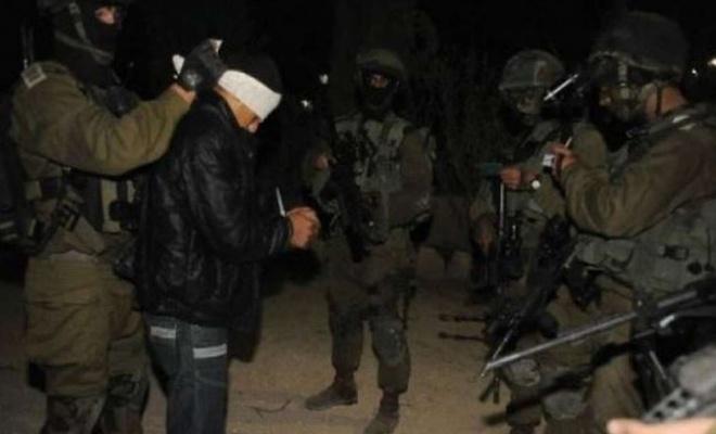 Siyonist işgal rejimi 15 Filistinliyi alıkoydu