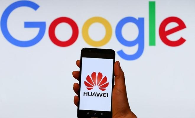 Google'dan Huawei kullanıcılarına uyarı