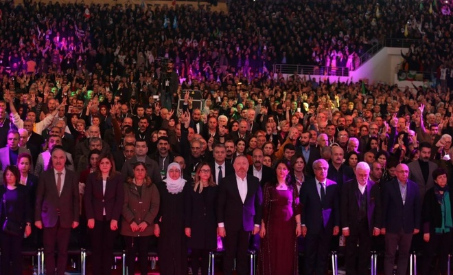 HDP'ye yeni eşbaşkan