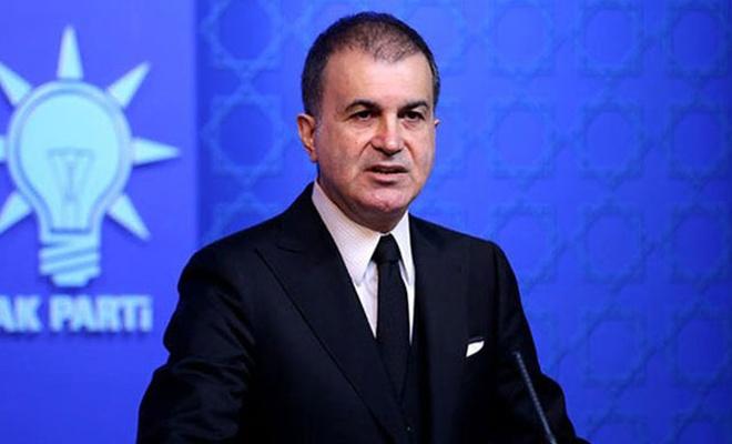 Ömer Çelik'ten CHP'ye: Aile kavramını siyaset konusu yapmak barbarlıktır