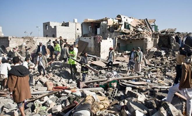Suud liderliğindeki koalisyon güçleri Aden'den çekilmeye başladı!