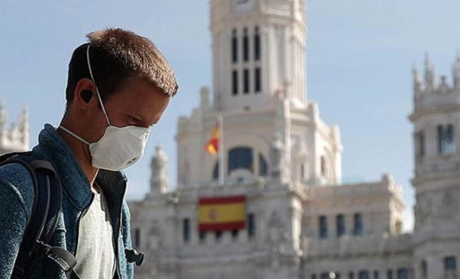 İspanya ve Portekiz'de Kovid-19 vakaları artmaya devam ediyor