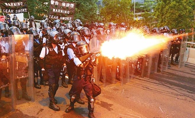 Hong Kong'da meydan savaşı