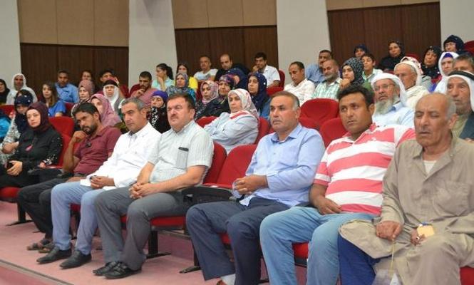 Viranşehir`de Diyabet Eğitimi verildi