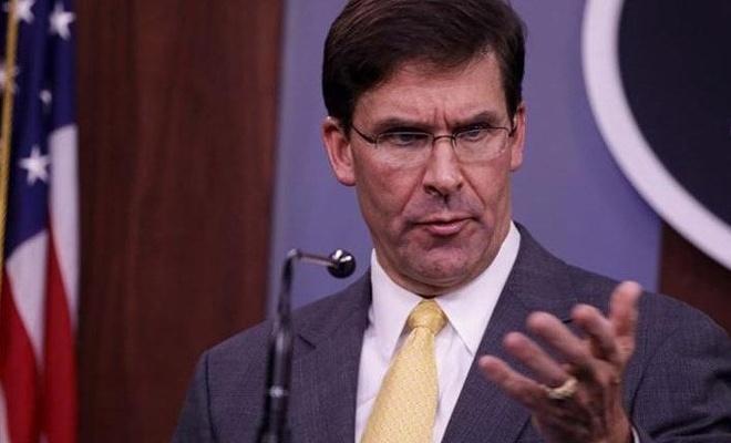 15 yol sonra ABD Savunma Bakanı Cezayir'de