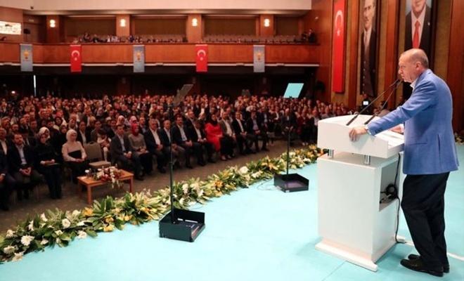 AK Parti Kızılcahamam'da toplanıyor