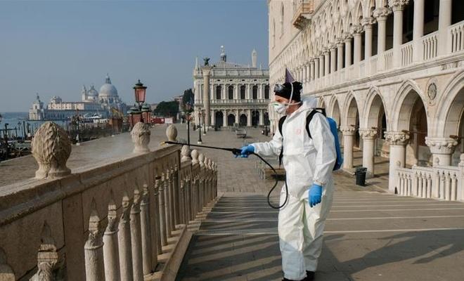İtalya'da Corona virüs kaynaklı ölümler bin 266'ya yükseldi