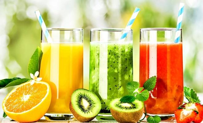 Çocuklar için 5 sağlıklı içecek