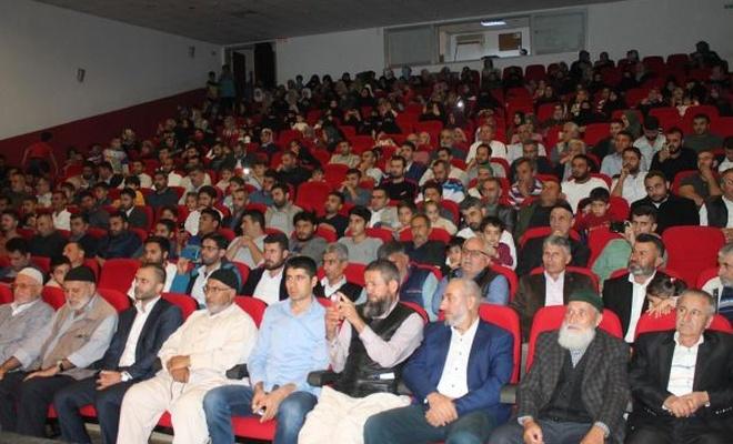 Antalya`da Hazreti Ali`yi anma etkinliği düzenlendi