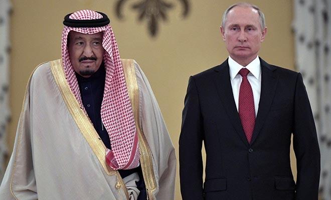 Suudi Arabistan'ın Çin ve Rusya'yla ilişkileri taktik mi strateji mi