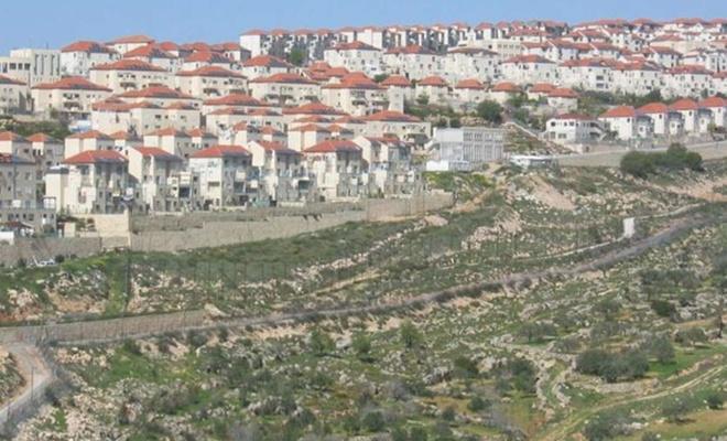 Beytlahim'de Filistinlilere ait 658 dönüm araziye el konuldu