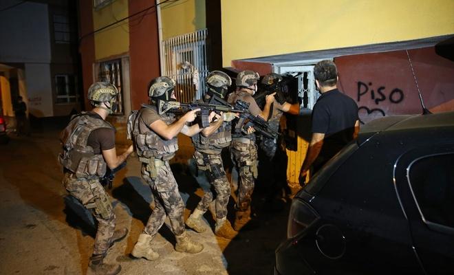 PKK/KCK operasyonu: 13 gözaltı