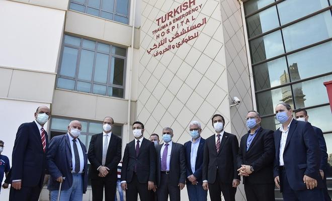 Cumhurbaşkanı Erdoğan'dan Lübnan'daki Türkiye hastanesinin açılması talimatı